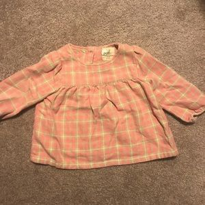 Peek 6-12 month tunic